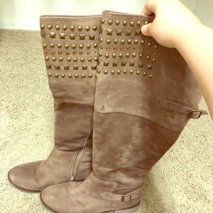 Just fab boots- size 7.5